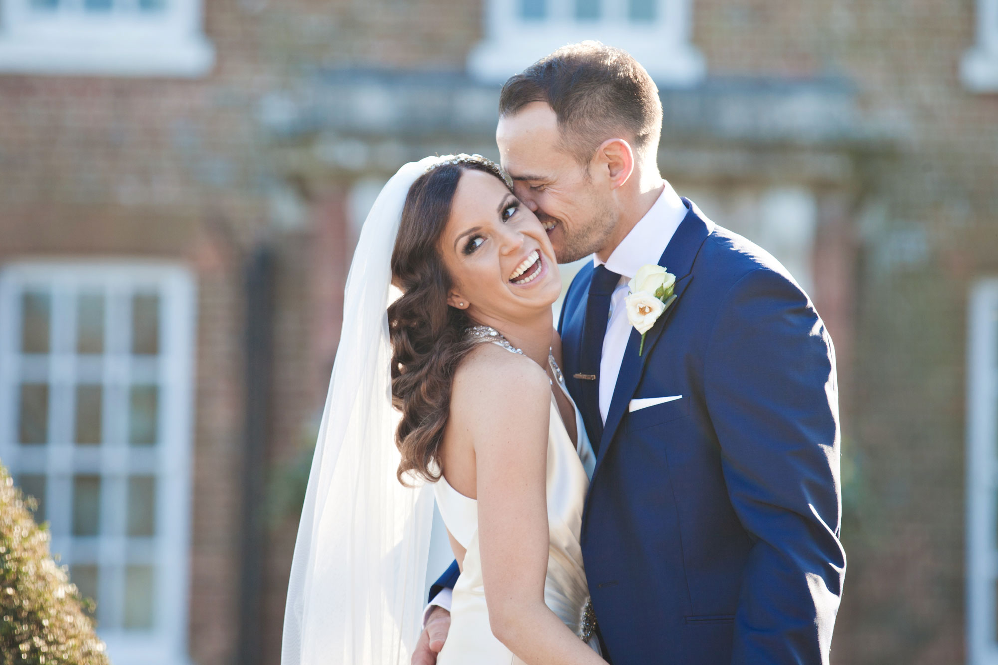 chilston park wedding jenny packham bride kent