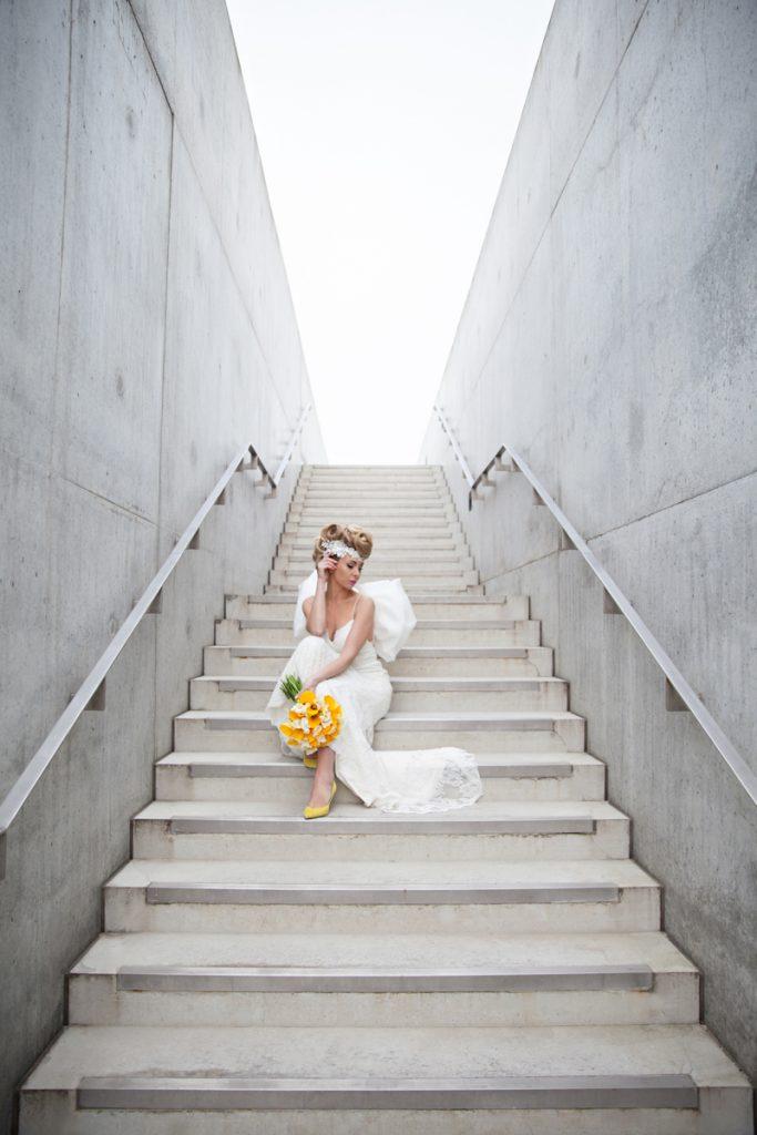 bride at turner contemporary