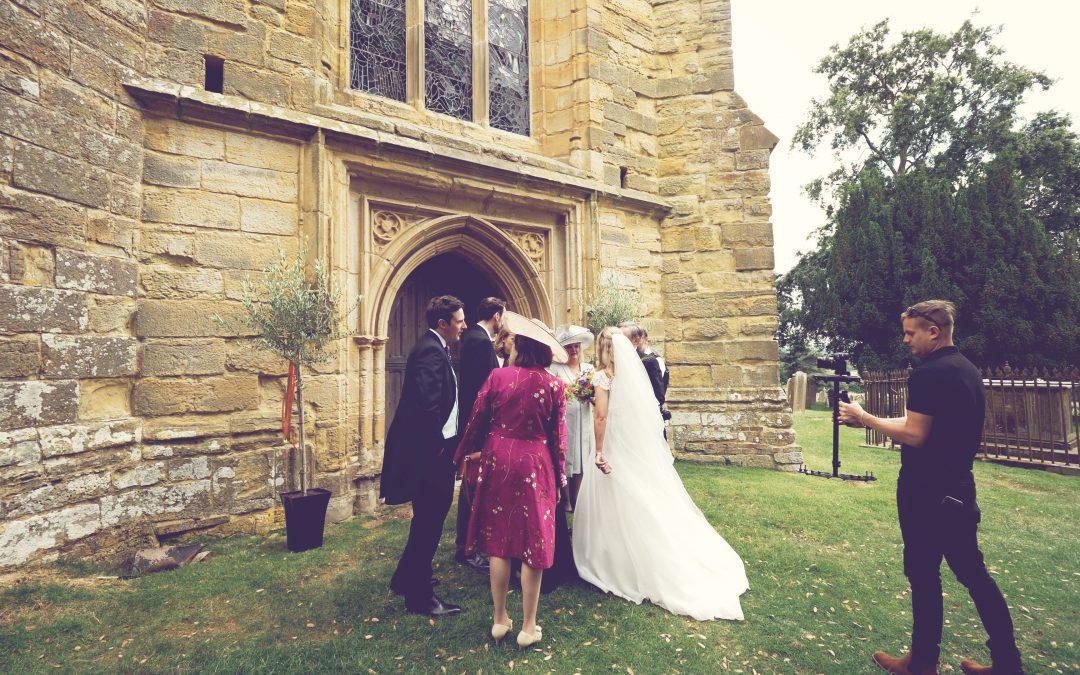 wedding videographer recommendation kent