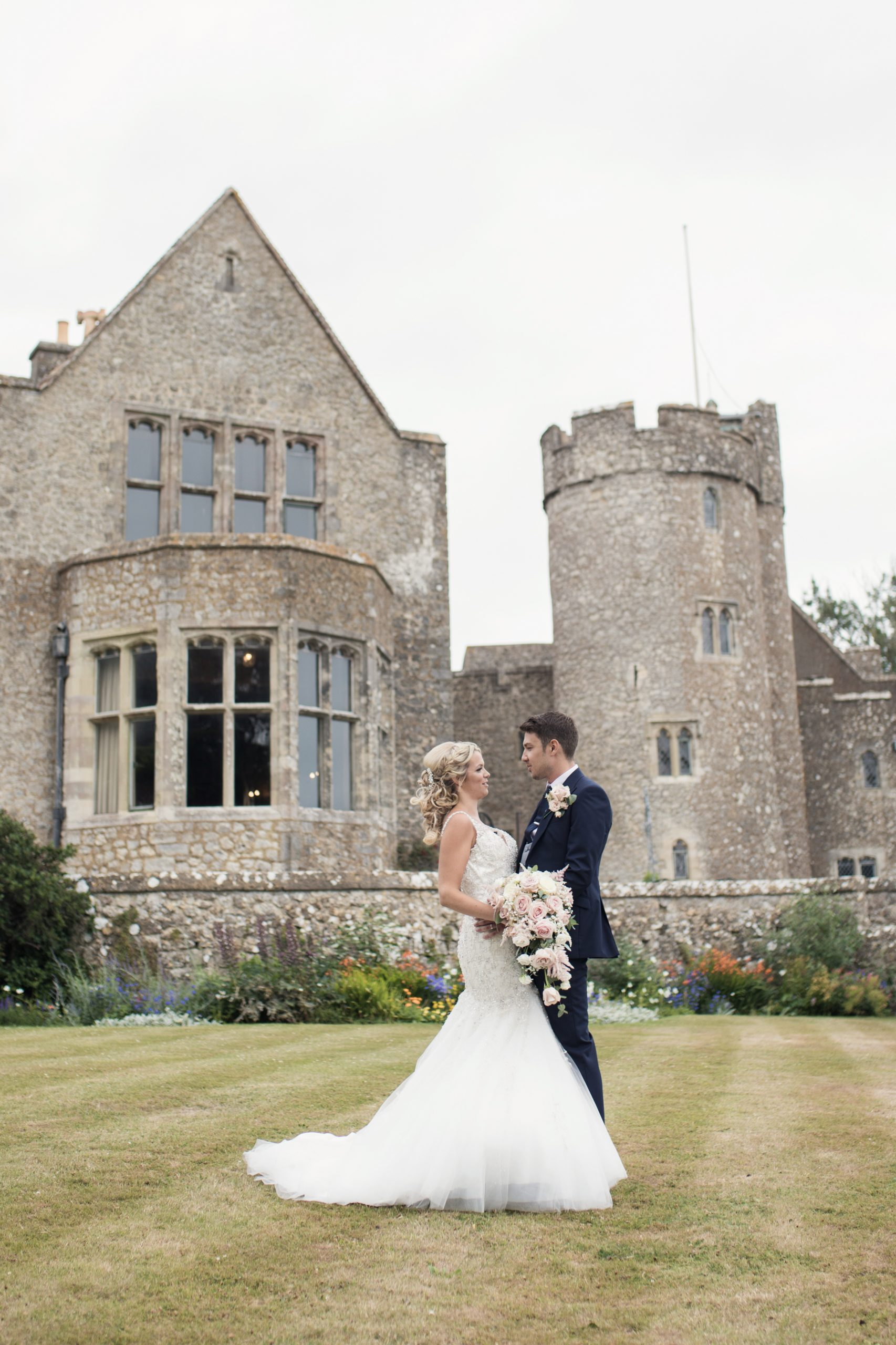 lympne castle wedding kent