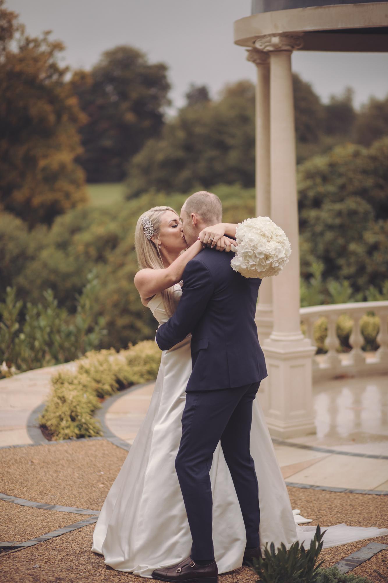 spa hotel tunbridge wells kiss the bride