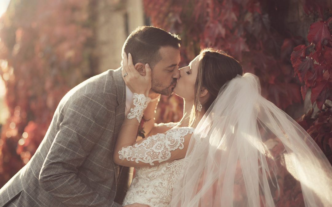 eastwell manor wedding autumn