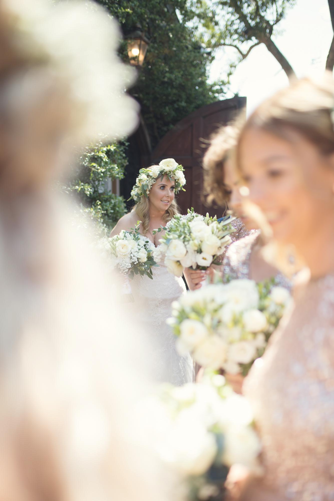 winters barns wedding photographer kent natural photography