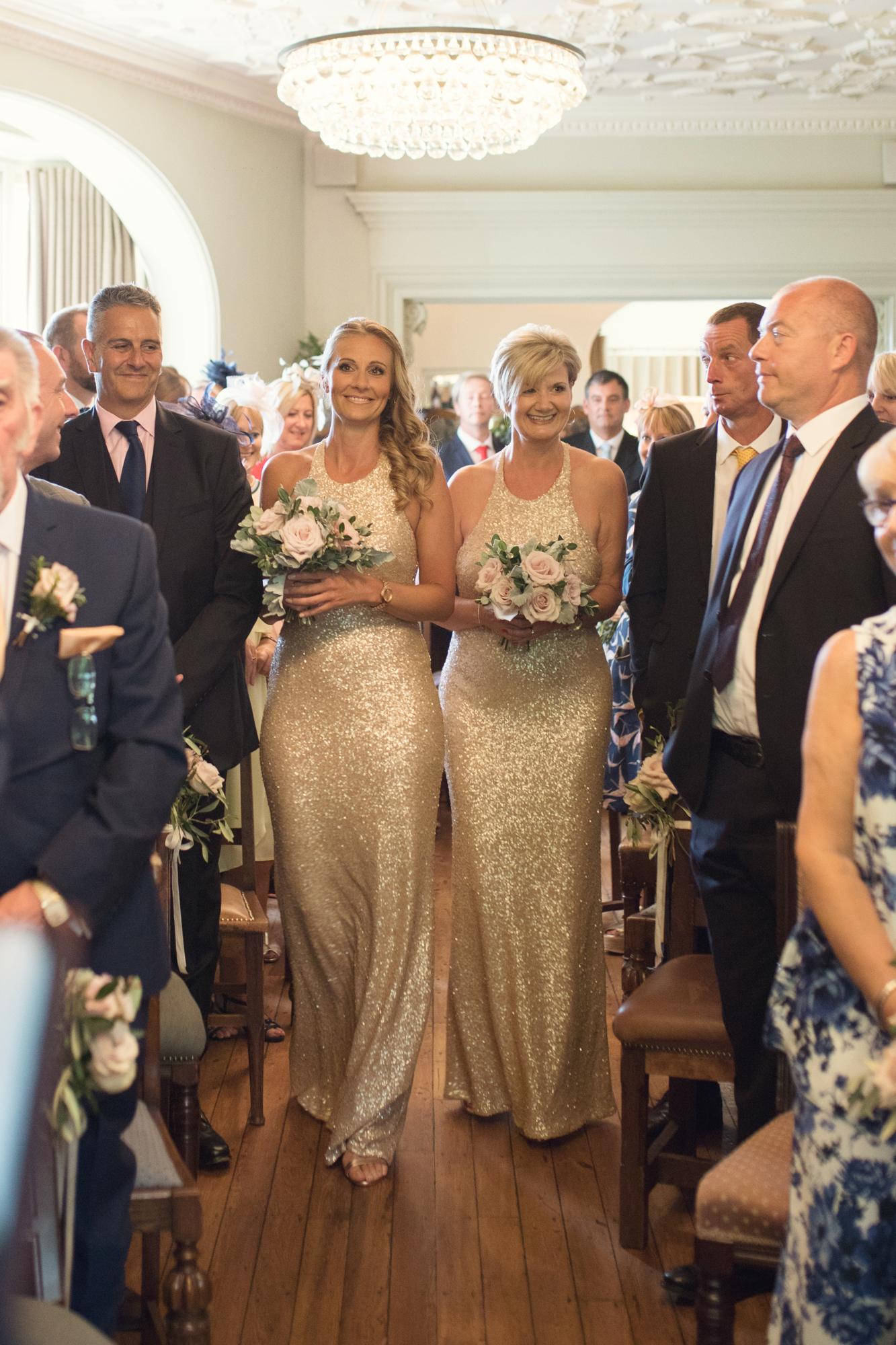 glamorous bridesmaids beacon tunbridge wells