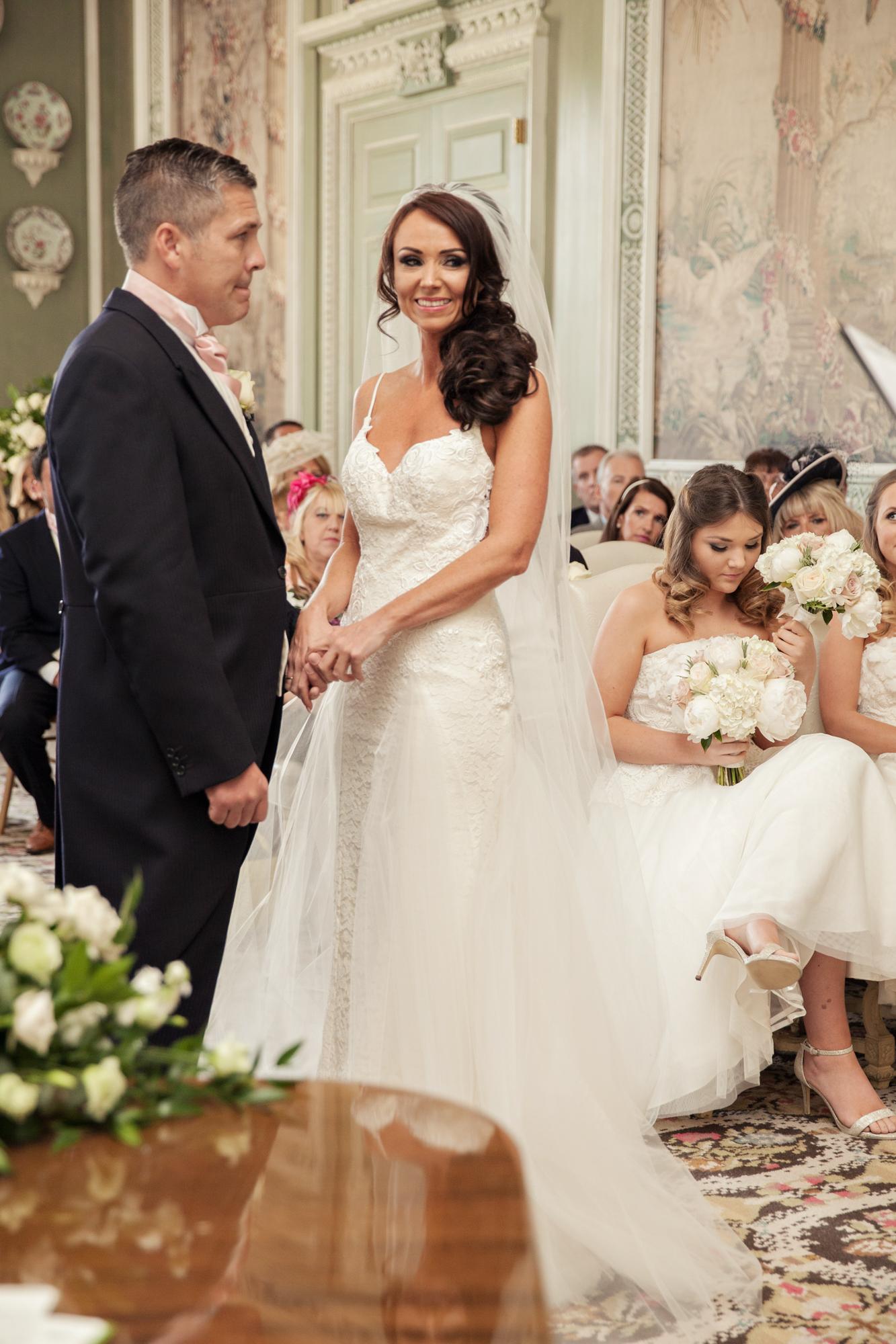 leeds castle wedding ceremony