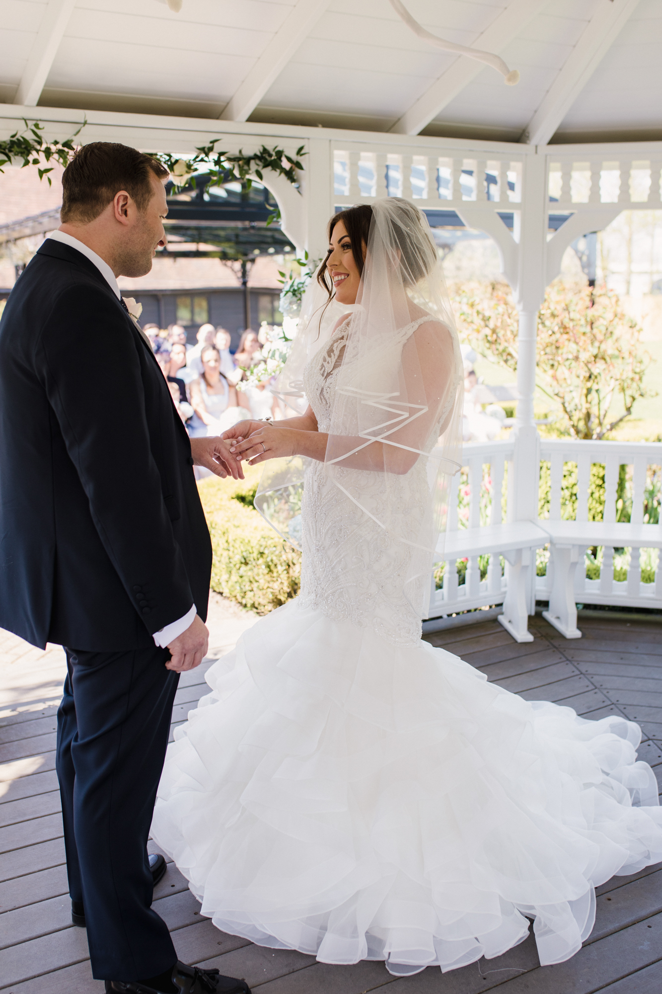 old kent barn wedding ceremony kent
