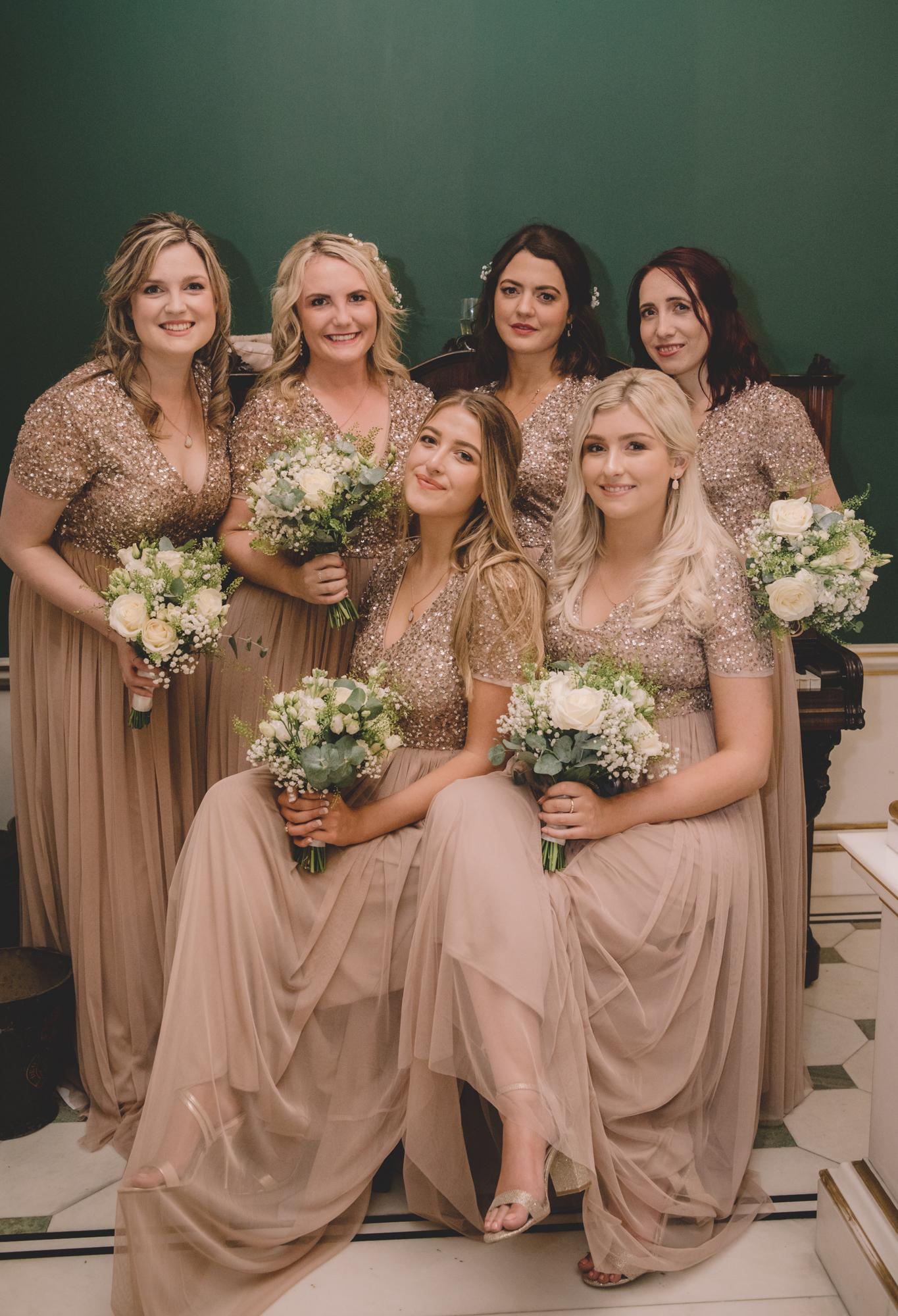 salomons estate bridesmaids