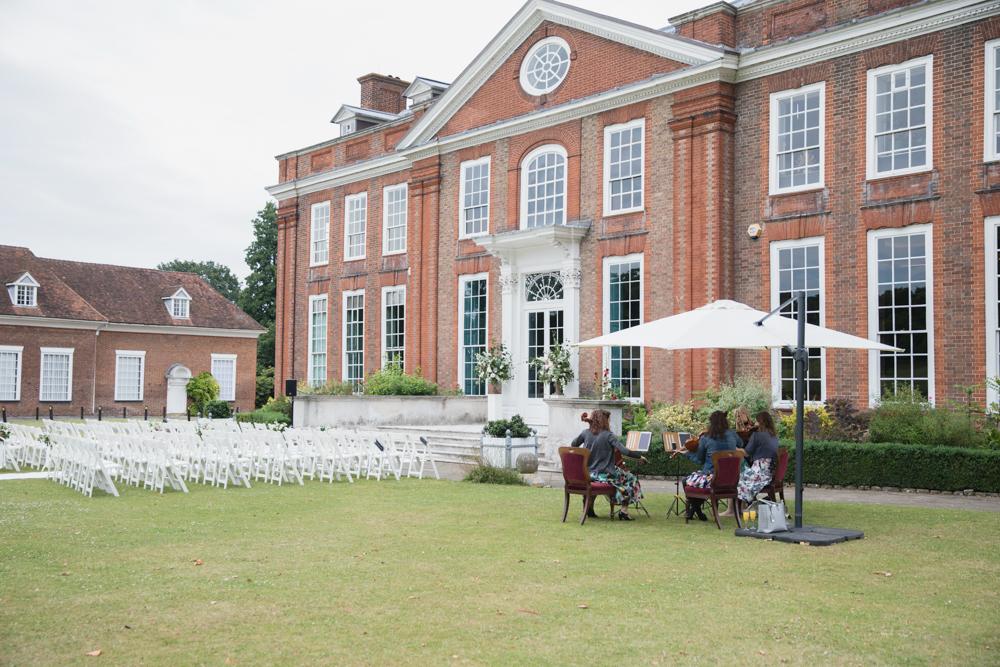 bradbourne house wedding