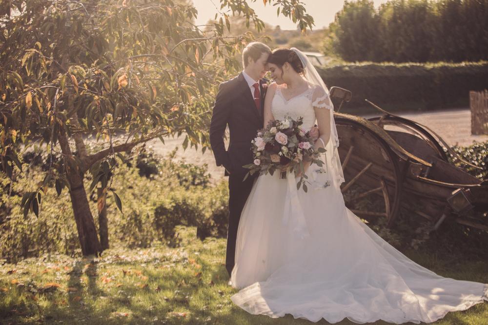 cooling castle barn autumn wedding