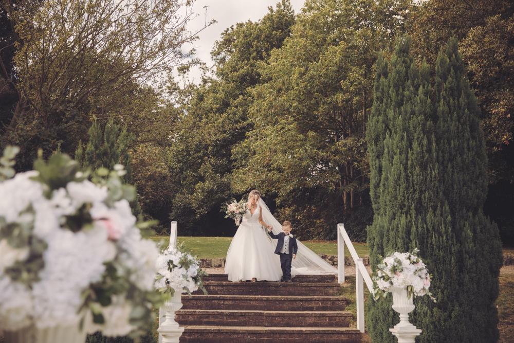 rowhill grange outdoor wedding2