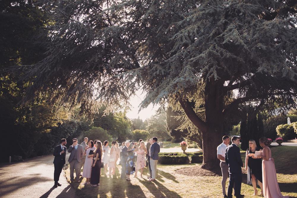 rowhill grange outdoor wedding3