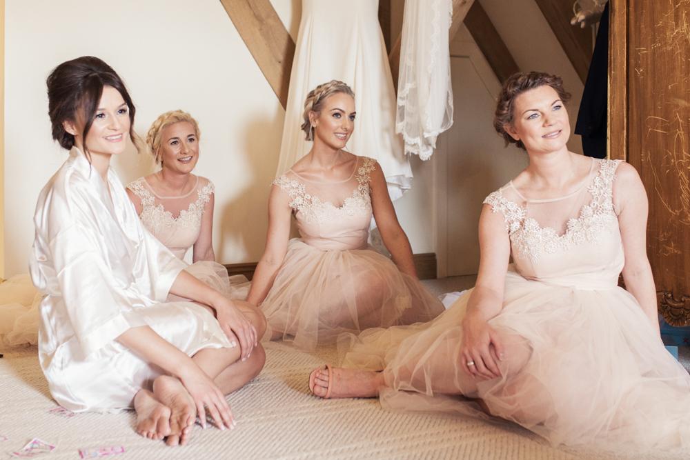 the old kent barn bridal preparations