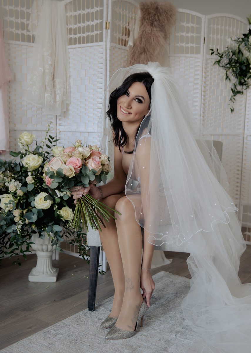 bridal preparations salomons estate