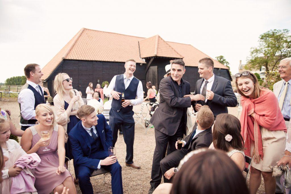 kent wedding magician preston court