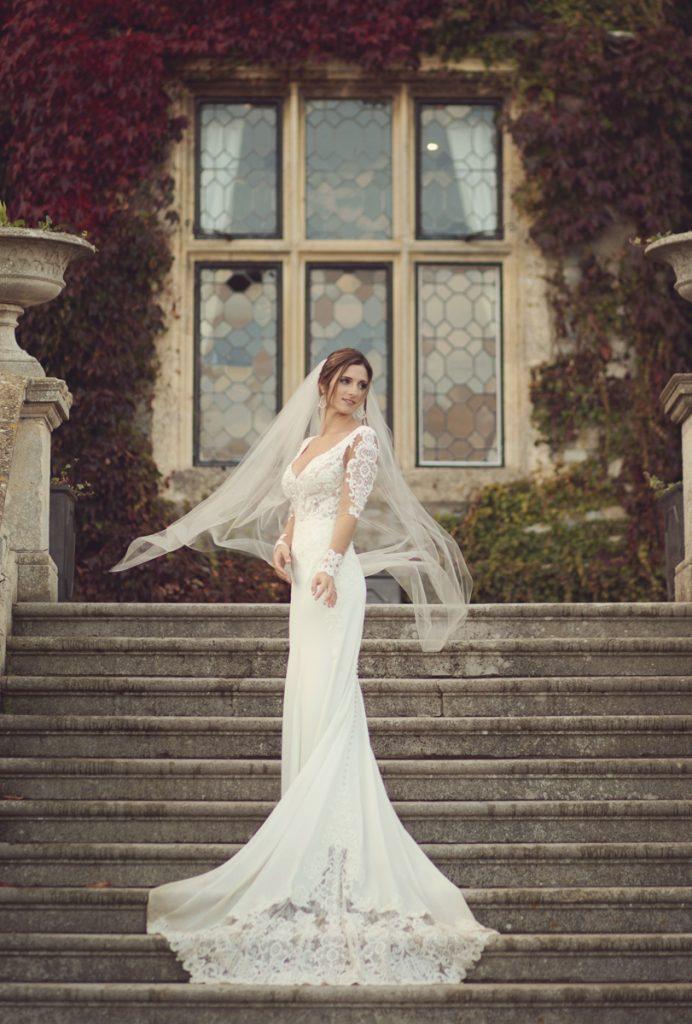 eastwell manor bride