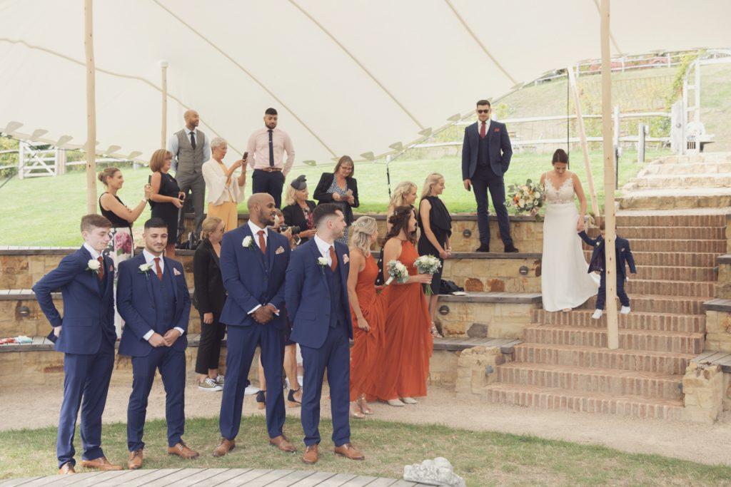 the beacon tunbridge wells wedding ceremony