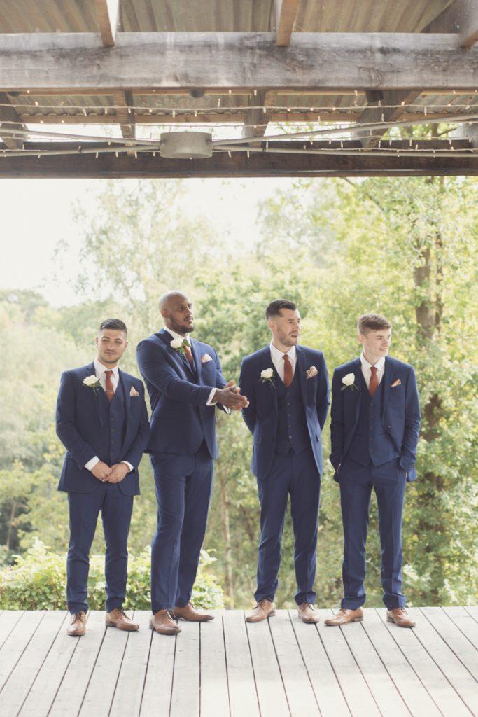bridal party the beacon tunbridge wells