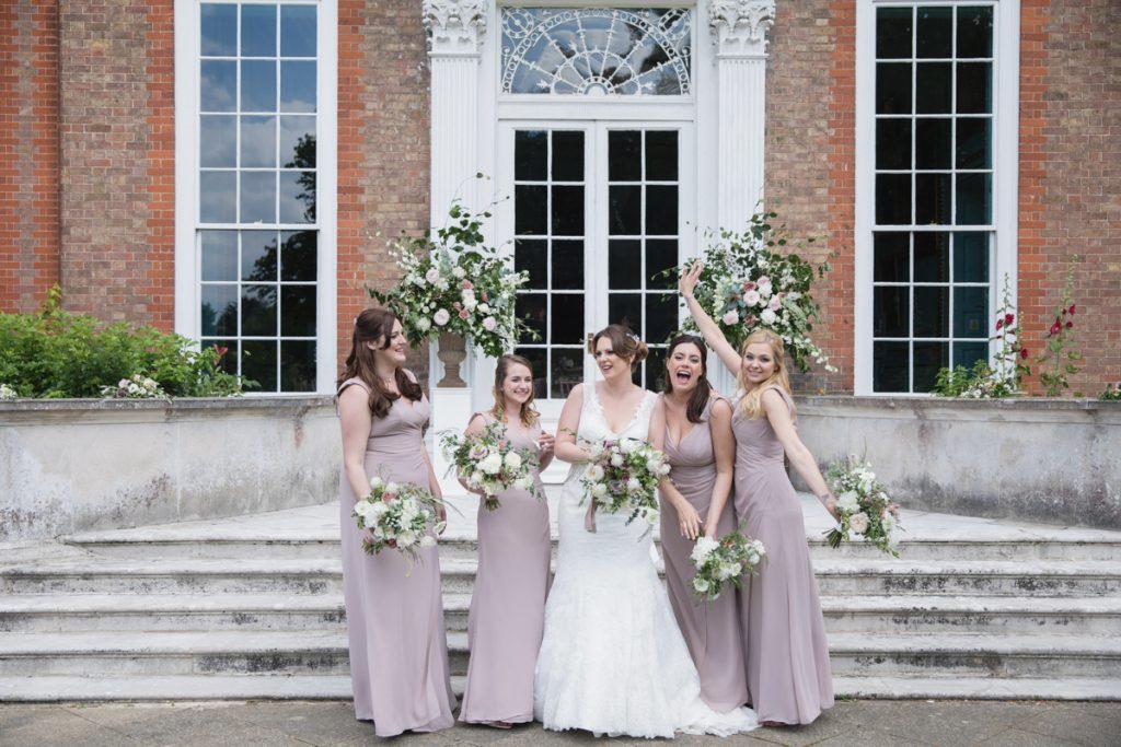 bridesmaids bradbourne house