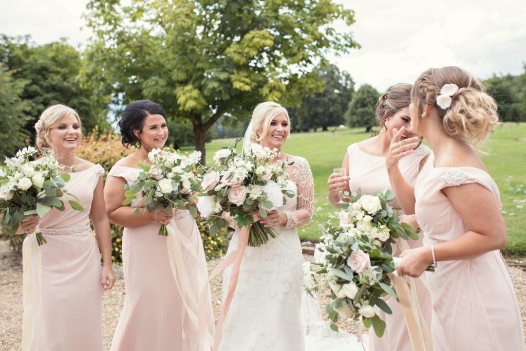 bridesmaids chilston park