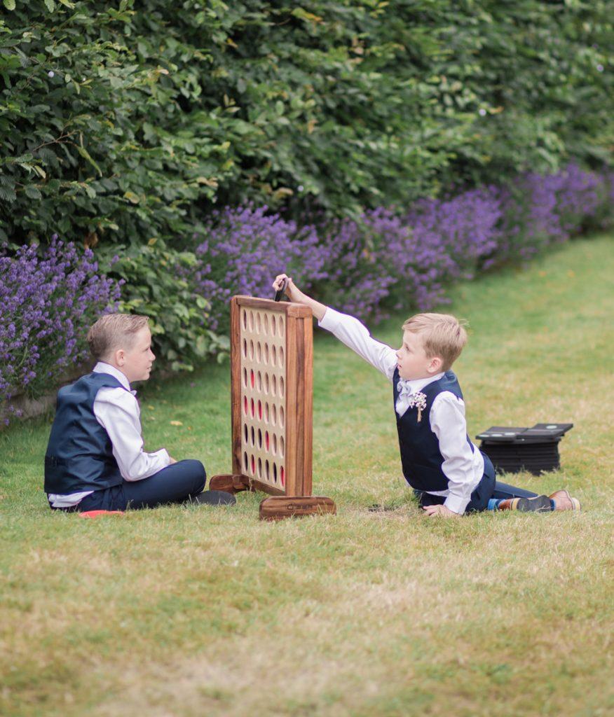 garden games elmley nature reserve