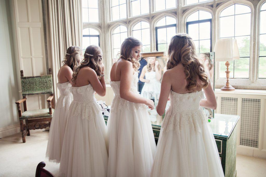 bridesmaids leeds castle